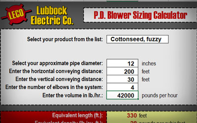 Blower Calculator Download Thumbnail