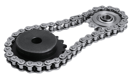 Chain and Sprocket Drive